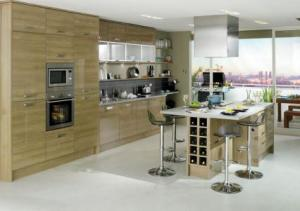 A Howdens Joinery kitchen